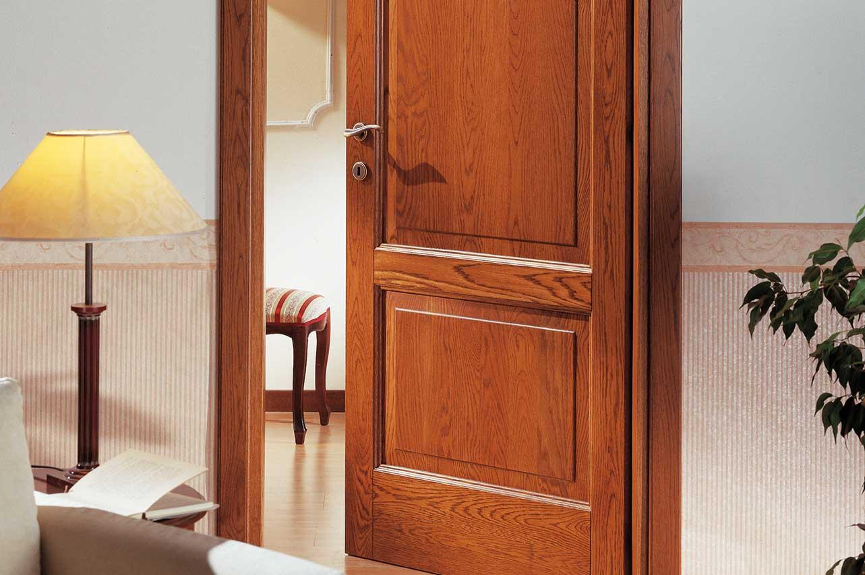 Porte in legno massello per interni la qualit del - Porte in legno per interni prezzi ...